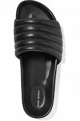 Leather slippers Isabel Marant buy Leather slippers Isabel Marant internet shop