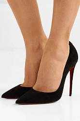 Suede pumps Christian Louboutin buy Suede pumps Christian Louboutin internet shop