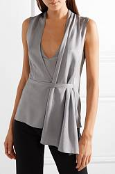 Satin blouse Narciso Rodriguez buy Satin blouse Narciso Rodriguez internet shop