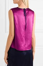 Satin blouse Roksanda buy Satin blouse Roksanda internet shop