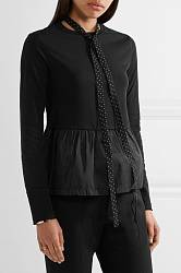 Satin blouse REDValentino buy Satin blouse REDValentino internet shop