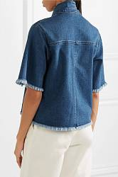 short sleeve blouse See by Chloé buy short sleeve blouse See by Chloé internet shop
