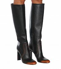 Leather Boots Bottega Veneta buy Leather Boots Bottega Veneta internet shop