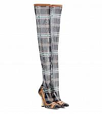Over-the-knee boots Fendi buy Over-the-knee boots Fendi internet shop
