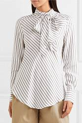 Satin blouse See by Chloé buy Satin blouse See by Chloé internet shop