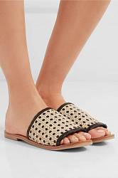 Leather slippers ST. AGNI buy Leather slippers ST. AGNI internet shop