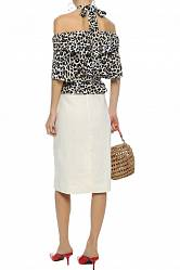 Printed blouse Temperley London buy Printed blouse Temperley London internet shop