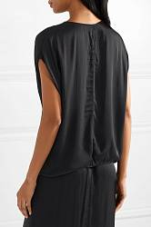Satin blouse Raquel Allegra buy Satin blouse Raquel Allegra internet shop