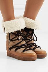 fur boots Isabel Marant buy fur boots Isabel Marant internet shop
